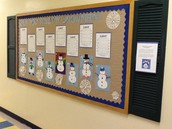 Can You Find Our Snowman?