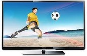 Curved and 3D T.V