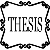 A Good Thesis  . . .