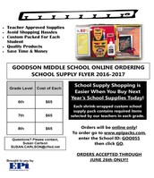 Goodson School Supply