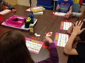 Math Activity-Bingo