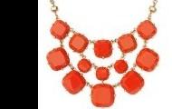 SOLD--Olivia Bib $59