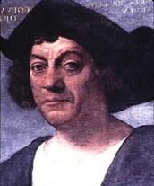 Christopher Columbus (1492)