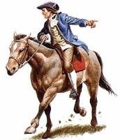 Paul Revere-Midnight Ride