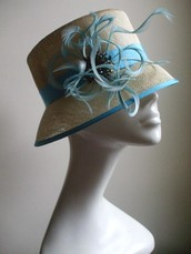 Learn Model Millinery with formally trained milliner Audrey Doherty