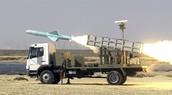 משאית של טרוריסטים שמשגרים טילים על ארץ ישראל