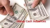 Cheap Cash Advances
