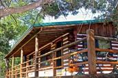 Cabin rental Near Silver Dollar City