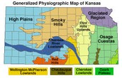 All the regions ok Kansas