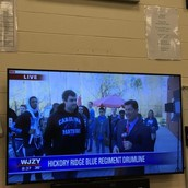 Mr. Blair on Good Day Charlotte!