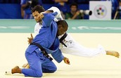 Le judo - ג'ודו