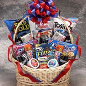 Coke Works Gift Basket