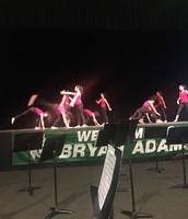 Gaston's Dance Team Excelled