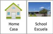 Home/School
