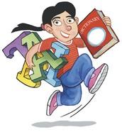 Spelling, Vocabulary & Grammar / Word Work