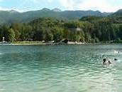 אגם בוהיני - משיכת מכחול של הטבע
