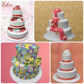 The Big, Fat Wedding Cake!