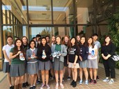 The OC Register interviewed our students!