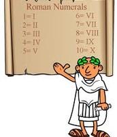Roman Numerials