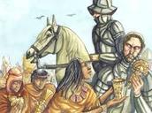 What happen to the Incas