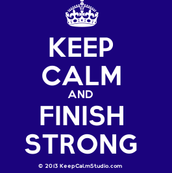 Finish Strong with Good Study Skills