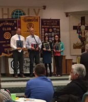 Teachers and Students Honored