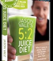 Jason Vale's 5.2 Juice diet