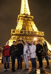 Незабываемая поездка в Париж