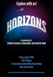 Horizons Student Presentations