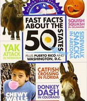 Fast facts about the 50 States : plus Puerto Rico and Washington, D.C. (CALL #974.7 MUR)