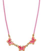 Little Girls' Mini Mariposa Necklace