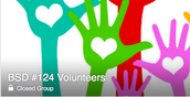Volunteer Group on Facebook