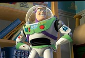 Who is Buzz Lightyear?
