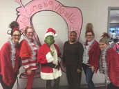 Staff Fashion Show - Friday 12/18