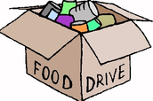Canned Food Drive- February 1st-5th