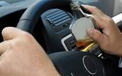 حوادث الطرق بسبب الكحول