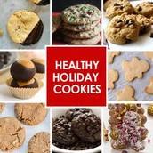 Christmas Treats under 100 Calories