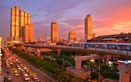 Bangkok, Thailand's capital