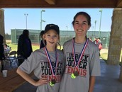 City Middle School Tennis Tournament
