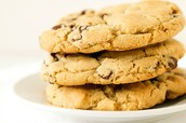 How does using less eggs affect cookies