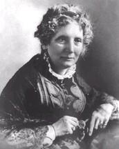 Harriet Beecher Stowe (1811-1896)