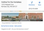 Hotline for the Homeless