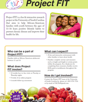 Project FIT Flyer
