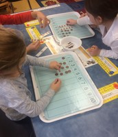 Using Math Manipulatives