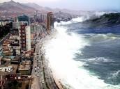 Tsunami in Smoare