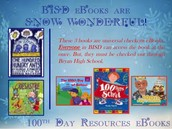 100th Day of School Titles