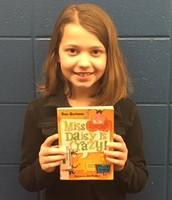 "Gracie Van Winkle says, ""I read"
