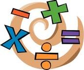Math Club Grade 5, and Math Club Grades 6-8