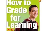 O'Connor: How to Grade for Learning