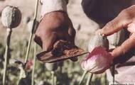 Opium dust